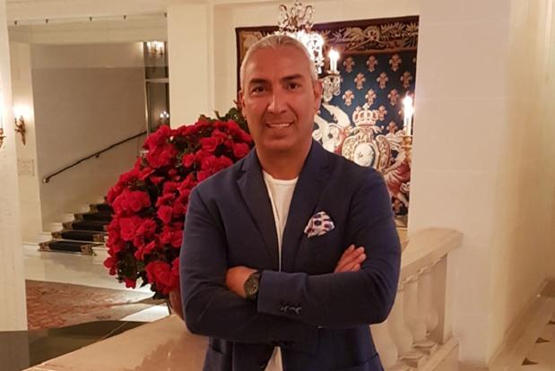 Raouf Benslimane, patron de Thalasso n°1 /photo dr
