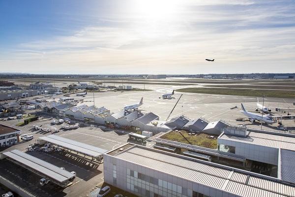 Toulouse-Blagnac, un mois de septembre 2018 dans le vert - Crédit photo : Aéroport de Toulouse Blagnac