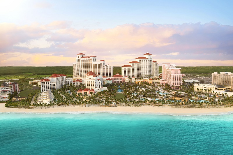 Baha Mar. Photo: The Islands of Bahamas Ministry of Tourism