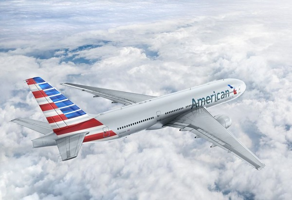 American Airlines change d'avion pour sa route entre Paris et New York - Crédit photo : AA