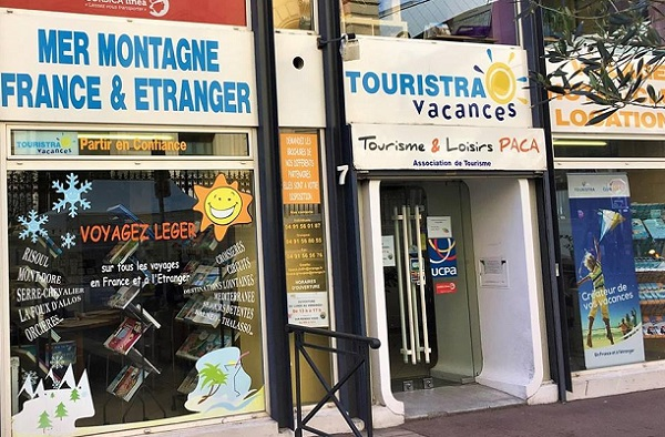 L'agence Tourisme et Loisirs Paca placée en liquidation judiciaire - Crédit photo : compte Facebook @tlpaca