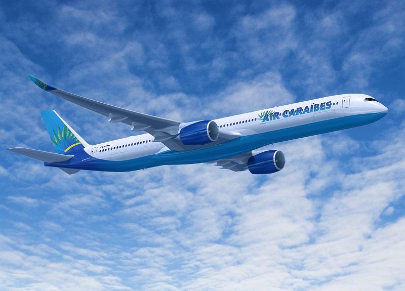 Air Caraïbes s'invite au cœur du réseau Selectour en proposant ses deux destinations phares Pointe-à-Pitre et Fort-de-France - Photo Airbus
