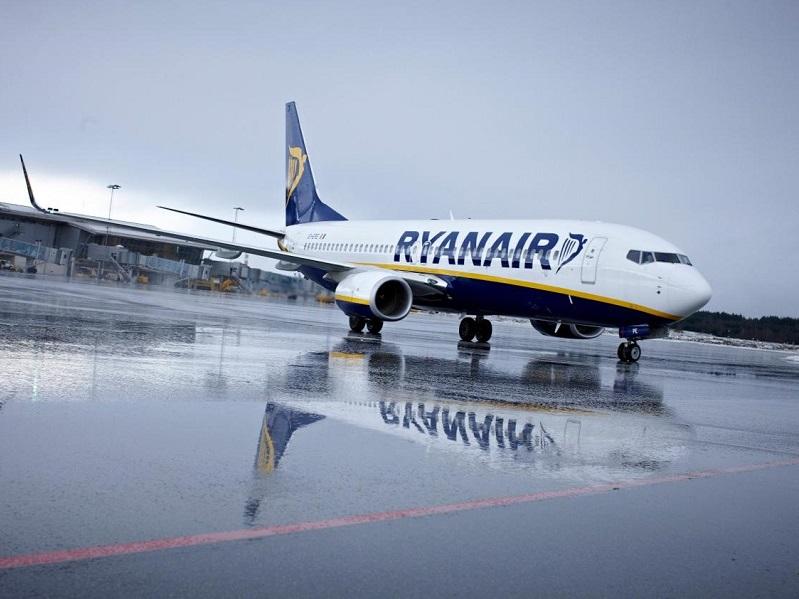 Crédit photo : Ryanair
