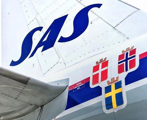 SAS va se poser à Marseille pour le programme été 2019 - Photo Instagram @jschjeldahl