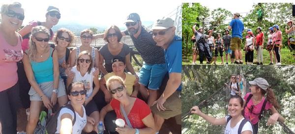 Empreinte emmène des agents de voyages découvrir le Costa Rica - DR