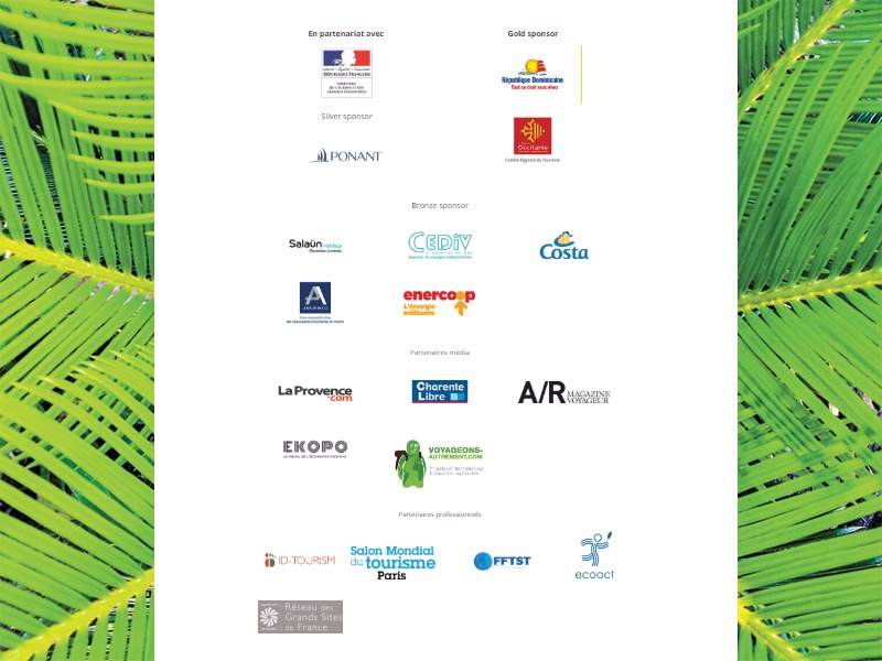 Palmes du Tourisme Durable 2018 : Seacrush se jette à l'eau