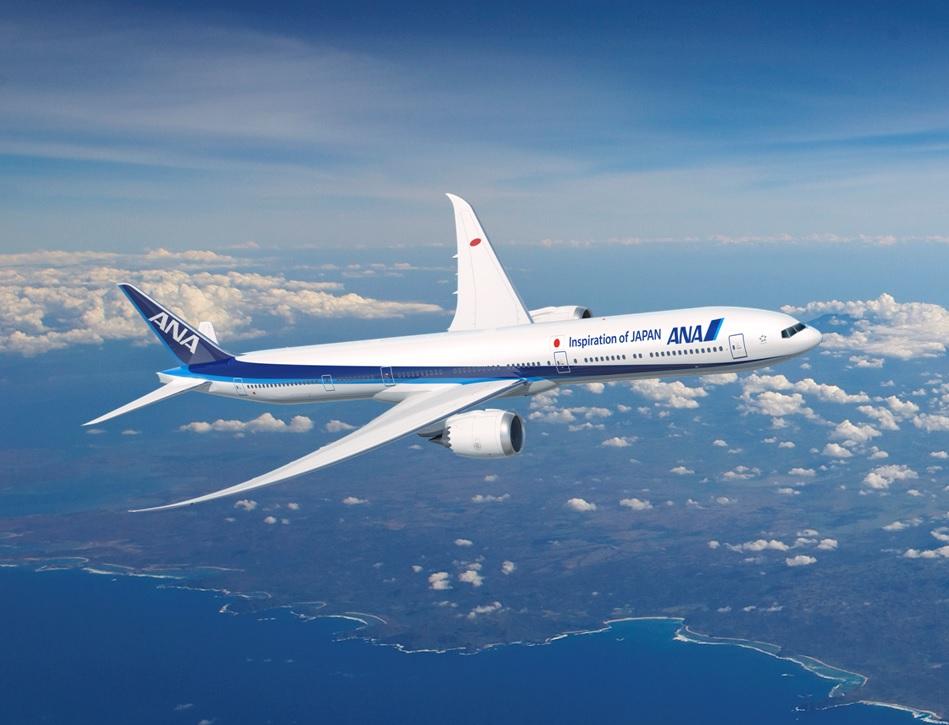 ANA lancera un vol entre Tokyo et Vienne en Boeing 787-9 - DR Ana