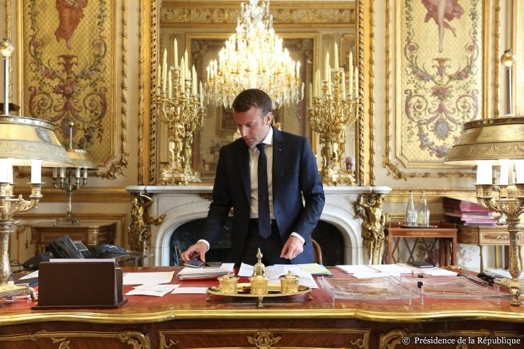 Le nouveau gouvernement a été présenté ce mardi 16 octobre 2018 - Copyright Présidence de la République