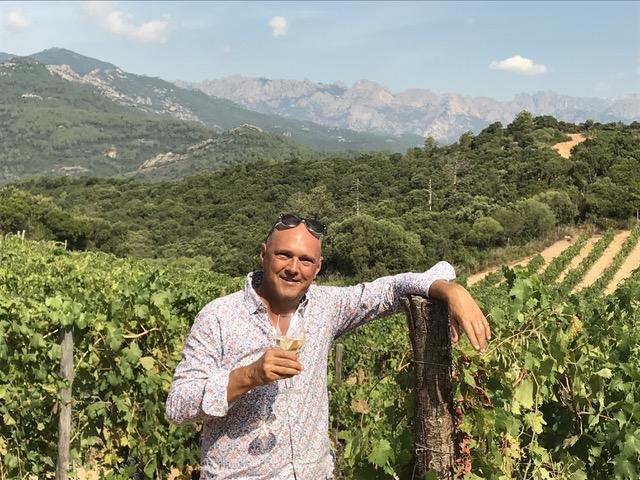 Pierre Boyer, co-fondateur de Terra Group et amateur de bons vins, vient de développer la nouvelle collection Vino Mundo - DR : Terra Group