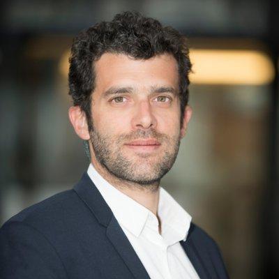 Alexandre Viros directeur général de Oui.sncf - DR