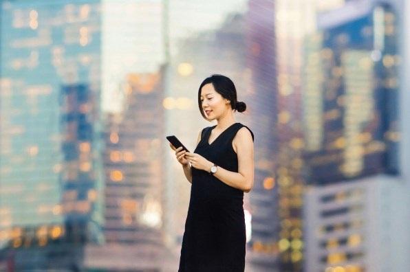 Egencia permet la modification à tout moment des voyages sur son application - Crédit photo : Egencia