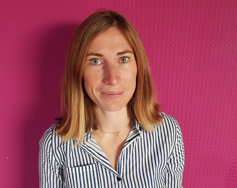 Claire Charrier est la nouvelle commerciale Ouest de Nationaltours - DR : Nationaltours