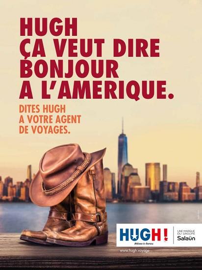 La nouvelle brochure Hugh ! de Salaûn Holidays - DR