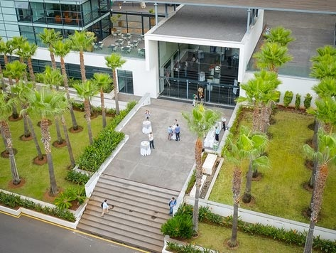 Le Congrès des Entrepreneurs du Voyage se déroule au Centre des Congrès de l'hôtel Vidamar à Madère - DR