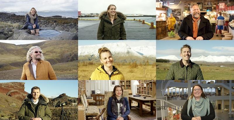 L'Islande met en lumière ses experts pour promouvoir la destination
