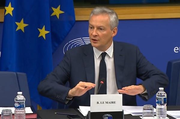 Bruno Le Maire et le vice-chancelier allemand plaident pour une réforme fiscale - Crédit photo : compte Twitter @BrunoLeMaire