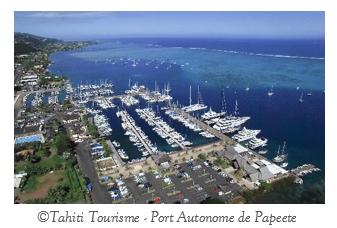 """""""Tahiti et ses îles"""" : création d'un cluster dédié à la grande plaisance"""