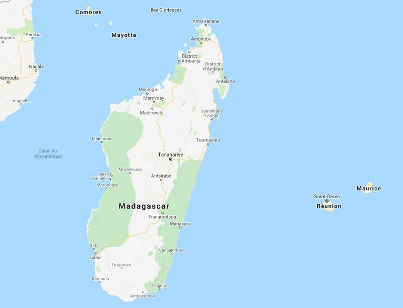 Une recrudescence de cas de rougeole est observé à Madagascar - DR
