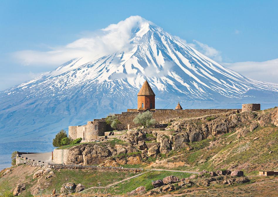 L'Arménie fait son arrivée parmi les grands circuits de Nouvelles Frontières en 2019 © TUI