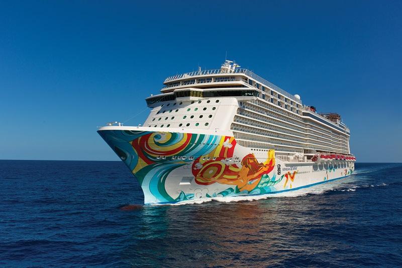 Norwegian Cruise Line lance un challenge de ventes pour les agents de voyages - Photo Norwegian Getaway DR