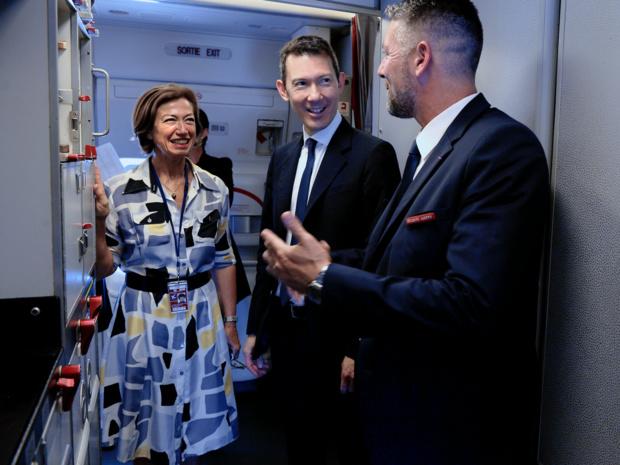 7 marques au sein d'Air France : Uncle Ben, si j'en crois nos dernières informations, envisage sérieusement d'harmoniser tout ce fatras - Photo Copyright Air France