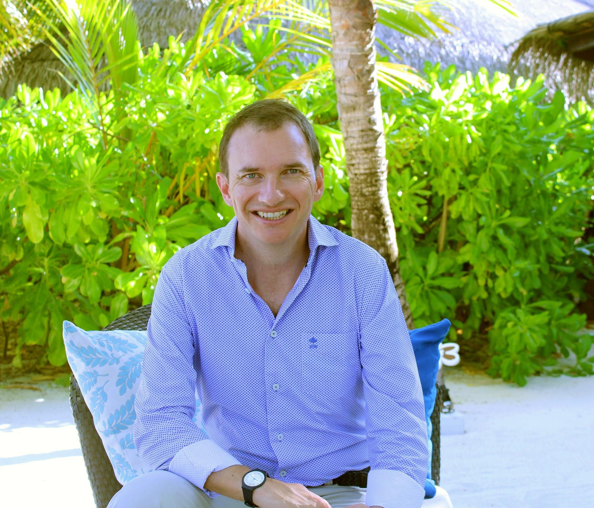Vincent de Marassé Enouf, directeur des ressources humaines du groupe - DR : Constance Hotels & Resorts