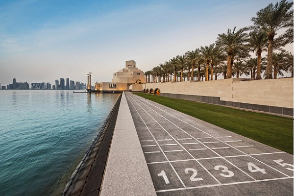 Le Qatar fait du sport son principal levier touristique - Crédit photo : QTA
