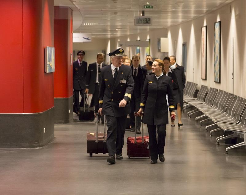 A l'issue d'une formation de 2 ans, les pilotes cadets rejoindront le groupe en tant que pilotes sur Airbus A320 pour Air France ou sur Boeing 737 pour Transavia. - DR Photo Air France