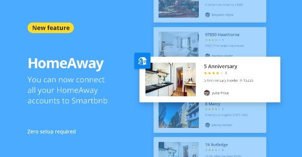 La plate-forme française de l'américain Homeaway va automatiser les conversations grâce à l'IA - Crédit photo : Smartbnb