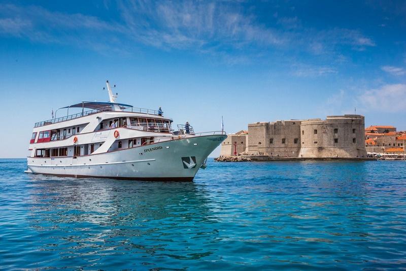 Voyamar propose une croisière en Croatie à bord d'un navire de 19 cabines - DR Voyamar