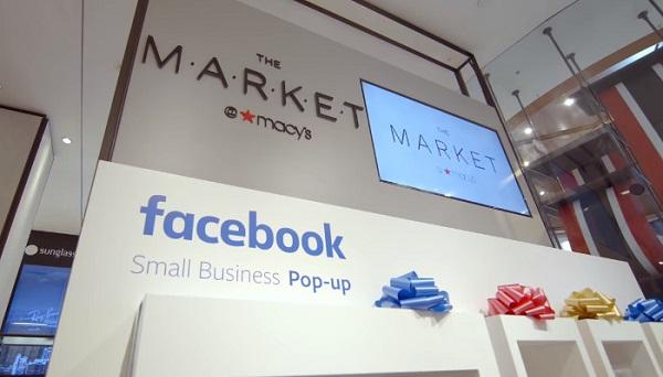 Facebook s'essaie dans le commerce physique aux USA - Crédit photo : USA