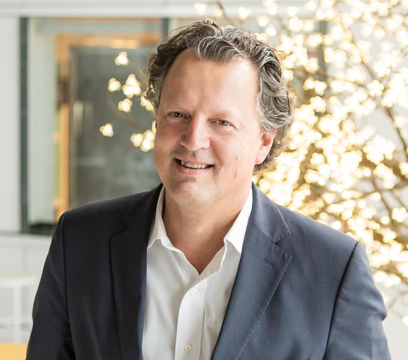 Laurent Denis, nouveau directeur développement International et franchise de Pierre & Vacances - Photo P&V