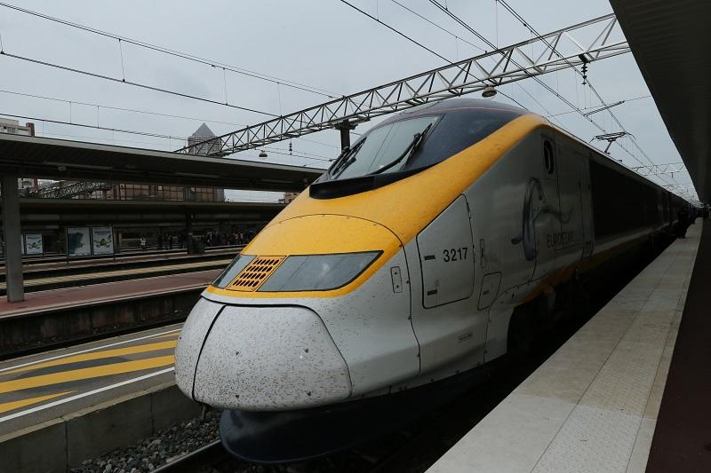 Le trafic loisirs a été stimulé par le nouveau service Eurostar entre le Royaume-Uni et les Pays-Bas lancé en avril 2018, avec 130 000 passagers supplémentaires - DR JDL