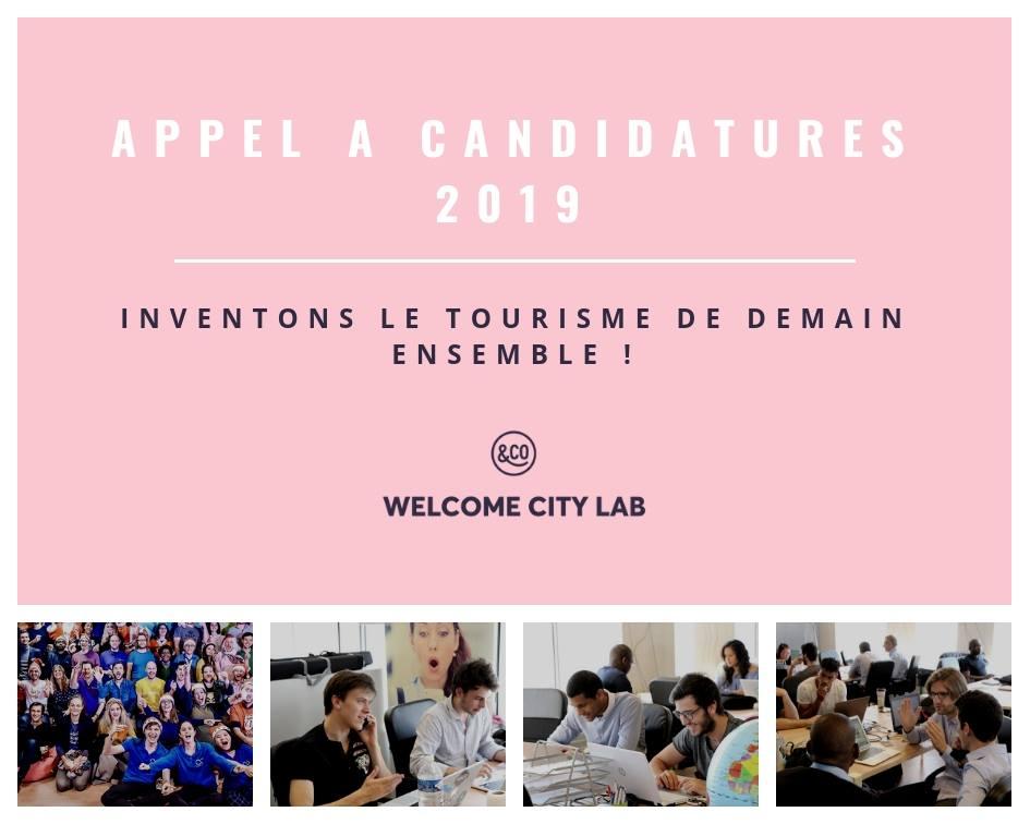 L'appel à candidatures 2019 pour le Welcome City Lab est ouvert jusqu'au 17 décembre 2018 à minuit - DR Facebook