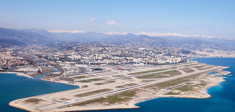L'aéroport niçois proposera 8 nouvelles destinations cet hiver - Crédit Photo : Aéroports de la Côte d'Azur