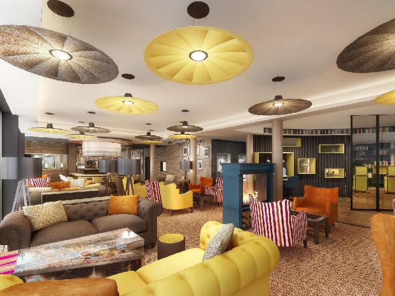 Sadie Hotel et Aiden Hotel proposent une offre hybride, où l'hébergement s'associe à la culture locale et aux espaces communs afin de créer une expérience de voyage authentique et riche en rencontres - DR : Best Western