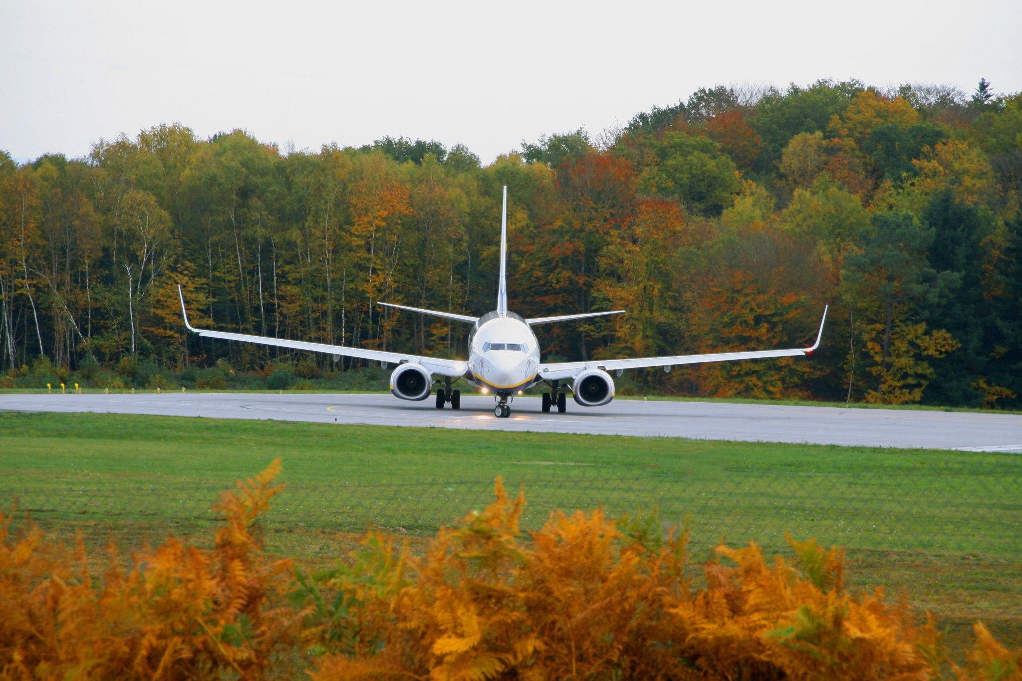 Certains aéroports français, comme ici celui de Limoges, sont très dépendants du marché britannique © Aéroport de Limoges