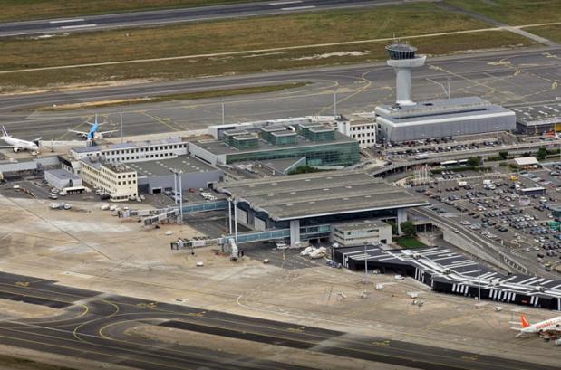 En octobre 2018, le trafic des vols internationaux sont en croissance de +21,2% sur l'aéroport de Bordeaux - Photo Aéroport de Bordeaux