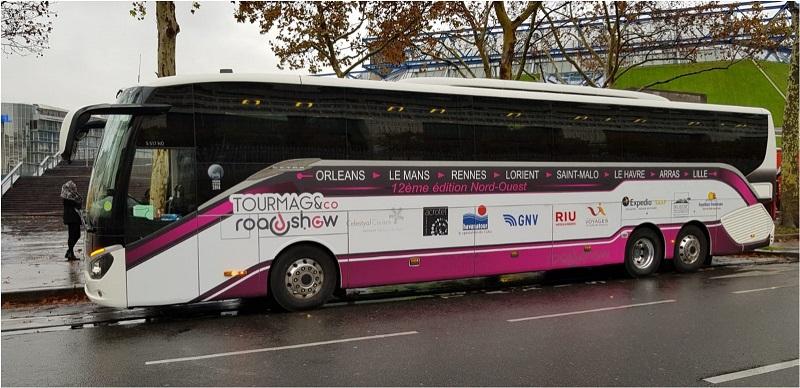Le TourMaG&Co RoadShow à la rencontre des AGV d'Orléans et du Mans ce lundi