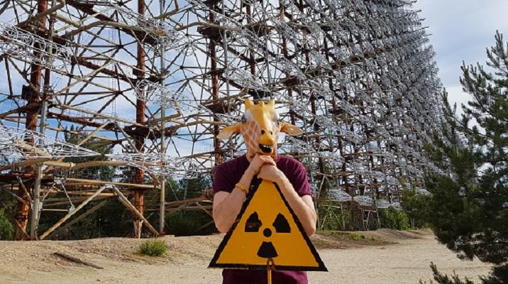 Visiter Tchernobyl fait partie des activités proposées par l'agence - DR : Memory - Travels and Events