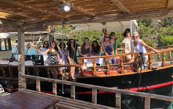 Carré Destinations fait découvrir Dubrovnik à des agents - Crédit photo : Carré Destinations