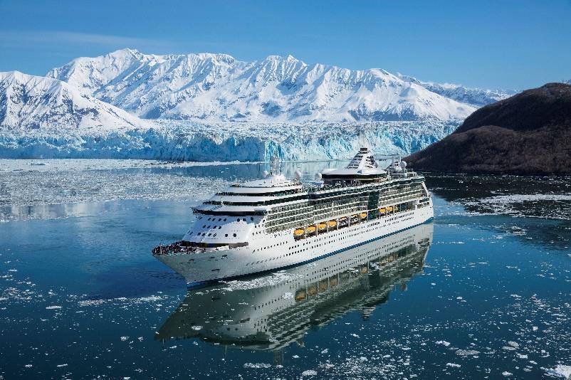 Les croisières en Alaska sont ouvertes à la réservation depuis le 7 novembre 2018 - DR : Royal Caribbean