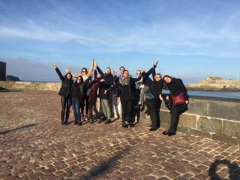 A la rencontre des professionnels du tourisme à Saint-Malo et au Havre. Photo: Ismahane Yassin