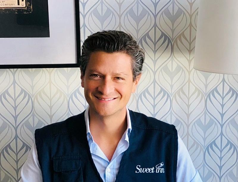 Javier Cedillo-Espin arrive au poste de CEO, à la place de Paul Besnainou - DR : Sweet Inn