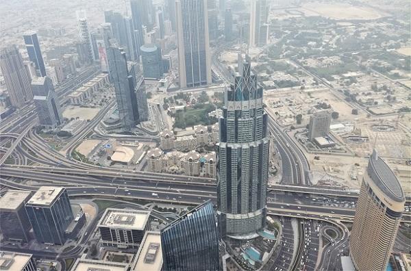 A Dubaï tout n'est que record, et les invités du TO FTI on peut le découvrir - Crédit photo : RP