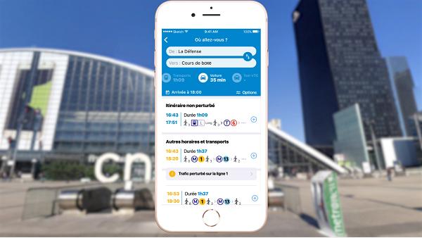 OUI.sncf recrute notamment pour développer son Assistant Personnel de Mobilités : e-voyageurs SNCF. - DR OUI.sncf