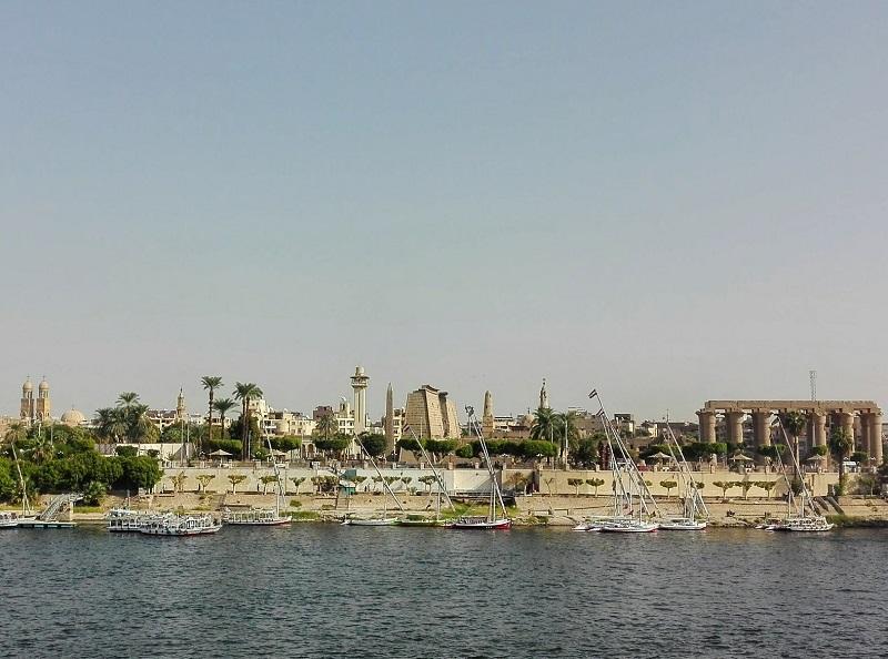 En octobre 2018, les réservations pour l'Egypte ont progressé de +82% selon le dernier baromètre des EdV - DR : J.P.