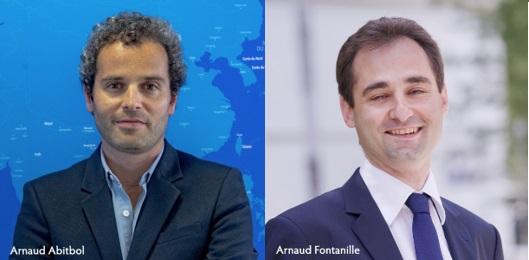Arnaud Abitbol et Arnaud Fontanille - DR