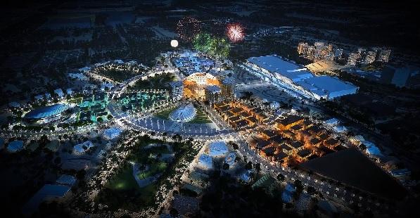 Dubaï a dévoilé les grandes lignes de son exposition universelle - Crédit photo : Expo 2020 Dubaï