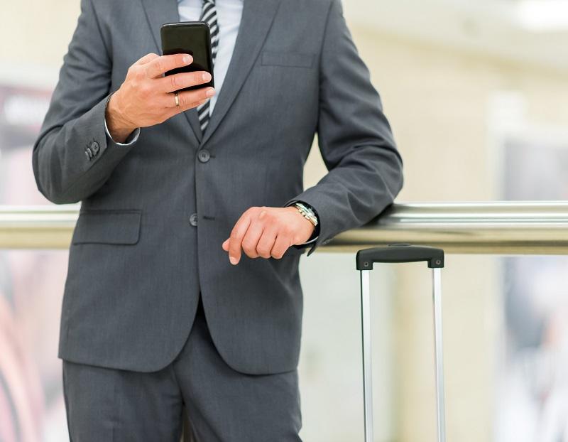 Carlson Wagonlit Travel déploie sa solution de réservation de vols sur mobile en France - DR : minervastock, DepositPhotos